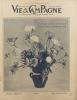 Vie à la campagne numéro 554. En couverture : Fleurs d'extérieur, bouquets d'amateurs.. VIE A LA CAMPAGNE