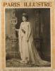 Paris illustré. N° 37 (Mars II). En couverture: La mi-carême. La reine des reines, Mlle Jeanne Troupel, l'élue des halles. Le carnaval en 1905, ...