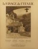 Le visage de l'Italie. Volume 5-6. 5 : Toscane par Paul Bourget. 6 : Ombrie - Marches - Abruzzes par G. Goyau - E. Schneider et M. Mignon.. BOURGET ...