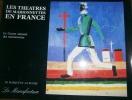 Les théâtres de marionnettes en France. Les compagnies membres du Centre national des marionnettes.. CENTRE NATIONAL DES MARIONNETTES