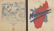 Madagascar. L'ambition de l'Angleterre et les droits de la France. Brochure de propagande antianglaise. Vers 1942.. MINISTERE DE L'INFORMATION