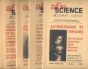 Cahiers bimestriels de l'Association Française pour l'Information Scientifique. Année 1995 incomplète. Du numéro 214 au numéro 218. Le numéro 217 ...