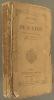 Œuvres complètes de Buffon mises en ordre et précédées d'une notice historique par M. A. Richard. Tome 9 seul : De l'homme, suite de l'histoire des ...