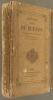 Œuvres complètes de Buffon mises en ordre et précédées d'une notice historique par M. A. Richard. Tome 14 seul : Histoire des animaux, suite des ...