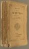 Œuvres complètes de Buffon mises en ordre et précédées d'une notice historique par M. A. Richard. Tome 18 seul : Histoire des animaux. 19 gravures en ...