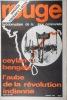 Rouge N° 110. Hebdomadaire de la ligue communiste. L'aube de la révolution indienne.. ROUGE