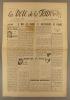 La voix de la paix et le Pionnier réunis. Le journal des pacifistes intégraux. Numéro 178. Rédacteur en chef Jean-Maurice Bugat.. LA VOIX DE LA PAIX