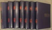 Beautés de la France. Série complète en 7 volumes. Edition hors-commerce.. BEAUTES DE LA FRANCE