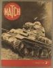 Match N° 79 : La guerre en 1939 - Paris la nuit - Simenon - Les inconnus dans la maison (14)… Supplément double page en couleurs: les uniformes de ...