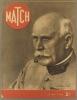 Match N° 100 : Pétain en couverture ; Weygand.. MATCH