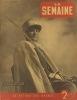 La Semaine N° 29. En couverture, un officier de spahis au Maroc. Fréjus - La femme du boulanger…. LA SEMAINE