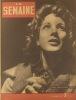 La Semaine N° 71. En couverture : Joële Le Feuve en Jeanne D'Arc. Le nouveau pont de Neuilly - Lindbergh - Une opération du coeur…. LA SEMAINE