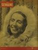 La Semaine N° 146. En couverture l'actrice Mila Parély. Gibraltar…. LA SEMAINE