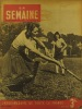 La Semaine N° 157. En couverture joueuses de hockey. 12 août 1943.. Collectif : LA SEMAINE