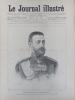Le Journal illustré. Gravure à la Une : Le Grand-Duc Constantin Gravure intérieure double page : Le pesage des coureurs de la course Paris-Belfort. 19 ...