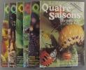 Les quatre saisons du jardinage. Bimestriel. 1983. Numéros 18 à 23. (Année 1983 complète).. LES QUATRE SAISONS DU JARDINAGE - 1983
