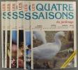 Les quatre saisons du jardinage. Bimestriel. 1995. Numéros 90 à 95. (Année 1995 complète).. LES QUATRE SAISONS DU JARDINAGE - 1995