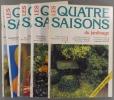 Les quatre saisons du jardinage. Bimestriel. Année 1993 incomplète. Numéros 78 à 83. (Il manque le numéro 80).. LES QUATRE SAISONS DU JARDINAGE - 1993