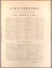 Table alphabétique de la revue L'Illustration. 1910, second semestre. Tome CXXXVI : juillet à décembre 1910.. L'ILLUSTRATION TABLE 1910-2