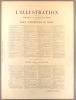 Table alphabétique de la revue L'Illustration. 1911, premier semestre. Tome CXXXVII : janvier à juin 1911.. L'ILLUSTRATION TABLE 1911-1