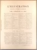 Table alphabétique de la revue L'Illustration. 1911, second semestre. Tome CXXXVIII : juillet à décembre 1911.. L'ILLUSTRATION TABLE 1911-2