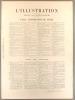 Table alphabétique de la revue L'Illustration. 1913, premier semestre. Tome CXLI : janvier à juin 1913.. L'ILLUSTRATION TABLE 1913-1