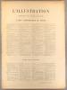 Table alphabétique de la revue L'Illustration. 1916, premier semestre. Tome CXLVII : janvier à juin 1916.. L'ILLUSTRATION TABLE 1916-1