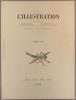 Table alphabétique de la revue L'Illustration. 1935, premier volume. Tome CXC : janvier à avril 1935.. L'ILLUSTRATION TABLE 1935-1