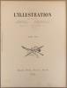 Table alphabétique de la revue L'Illustration. 1935, troisième volume. Tome CXCII : septembre à décembre 1935.. L'ILLUSTRATION TABLE 1935-3