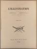 Table alphabétique de la revue L'Illustration. 1936, troisième volume. Tome CXCV : septembre à décembre 1936.. L'ILLUSTRATION TABLE 1936-3