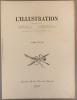 Table alphabétique de la revue L'Illustration. 1937, troisième volume. Tome CXCVIII : septembre à décembre 1937.. L'ILLUSTRATION TABLE 1937-3