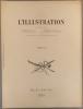 Table alphabétique de la revue L'Illustration. 1938, deuxième volume. Tome CC : mai à août 1938.. L'ILLUSTRATION TABLE 1938-2