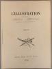 Table alphabétique de la revue L'Illustration. 1938, troisième volume. Tome CCI : septembre à décembre 1938.. L'ILLUSTRATION TABLE 1938-3