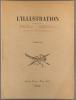 Table alphabétique de la revue L'Illustration. 1939, premier volume. Tome CCII : janvier à avril 1939.. L'ILLUSTRATION TABLE 1939-1