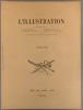 Table alphabétique de la revue L'Illustration. 1939, deuxième volume. Tome CCIII : mai à août 1939.. L'ILLUSTRATION TABLE 1939-2