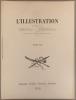Table alphabétique de la revue L'Illustration. 1939, troisième volume. Tome CCIV : septembre à décembre 1939.. L'ILLUSTRATION TABLE 1939-3