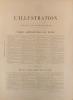 Table alphabétique de la revue L'Illustration. 1906, second semestre. Tome CXXVIII : juillet à décembre 1906.. L'ILLUSTRATION TABLE 1906-2