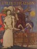 L'Illustration N° 5071 : L'empire français dans la guerre. Numéro spécial. (Plusieurs pages sont collées entre elles).. L'ILLUSTRATION
