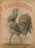 L'Illustration. Numéro 3494, contenant le prologue et le premier acte de Chantecler d'Edmond Rostand. Un encart en couleurs: les études de Chantecler ...