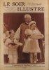 Le Soir illustré. N° 431. En couverture : Baudouin et Joséphine-Charlotte à Laeken.. LE SOIR ILLUSTRE