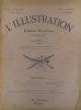 L'Illustration N° 3458. Andrew Carnegie - Marcel Prévost académicien - Station militaire de T.S.F. d'Epinal, la Tour Eiffel vue en ballon, la mission ...