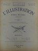 L'Illustration N° 3478. Survol de Paris en biplan par le Comte de Lambert - Le procès Ferrer (4 pages)…. L'ILLUSTRATION
