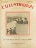 """L'Illustration. N° 4545. Troisième partie de """"Grandeurs et misères d'une victoire"""" par Georges Clemenceau. - Le Président Doumergue à Nantes ..."""