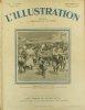 L'Illustration N° 4561. Tremblement de terre en Italie - Sur les plages, par Eugène Marsan (4 pages en couleurs illustrées par Pierre Dubaut) - Le ...