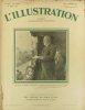 L'Illustration N° 4563. Fête régionaliste en Bretagne - La population de la France - New-York - Hors-texte : La vierge à l'enfant de Baldovinetti…. ...