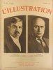L'Illustration N° 4793. Accord franco-italien : Laval et Mussolini en couverture - Le château de Cheverny (5 pages en couleurs)…. L'ILLUSTRATION