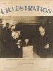 L'Illustration N° 4861. Futures citoyennes (vote des femmes) - Les 80 ans du Maréchal Pétain - Anthony Eden - Les indiens peints par eux-mêmes (4 ...