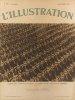 L'Illustration N° 4881. Congrès de Nüremberg - Guerre d'Espagne - Vienne, ville romaine et française (4 pages en couleurs) - La vie en Finlande (4 ...