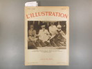 L'Illustration N° 4906. En couverture : le général Catroux chez les Touareg - Espagne - Le livre de la jungle à l'écran (4 pages) - Voyage pédestre en ...