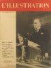 L'Illustration N° 4997. Funérailles d'Atatürk (4 pages) - Pour la France éternelle, par Joseph Caillaux (4 pages) - Gabriel Hanotaux au prieuré ...